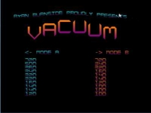 VACUUM EXPANDED